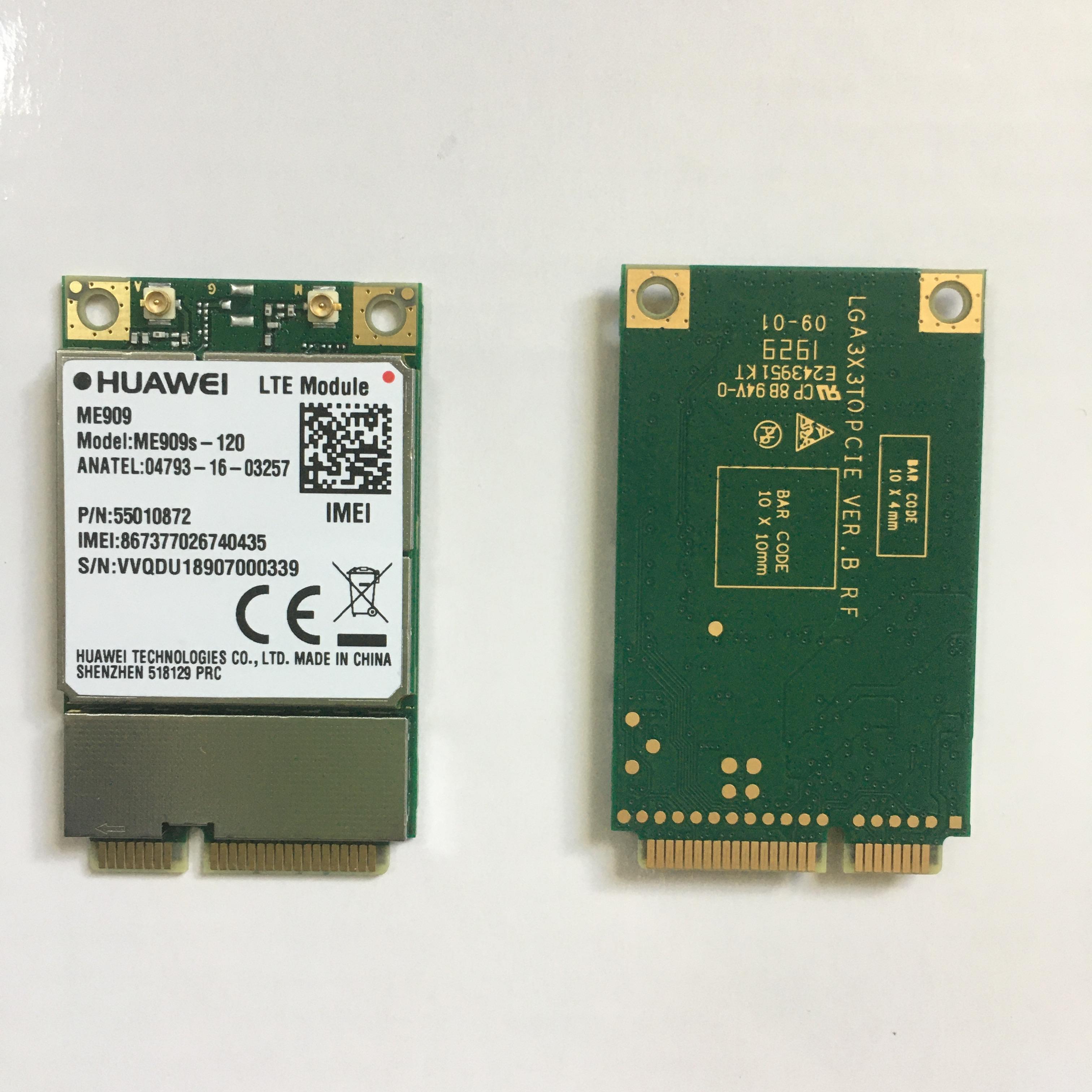 Huawei ME909s-120 Mini PCIeโมดูลLTE