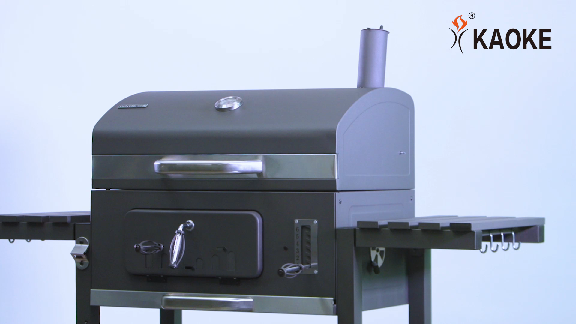 2020 Nieuwe Product Grote Barbecue Tuin Grill Houtskool Bbq Passen Grill Gird Voor Europa