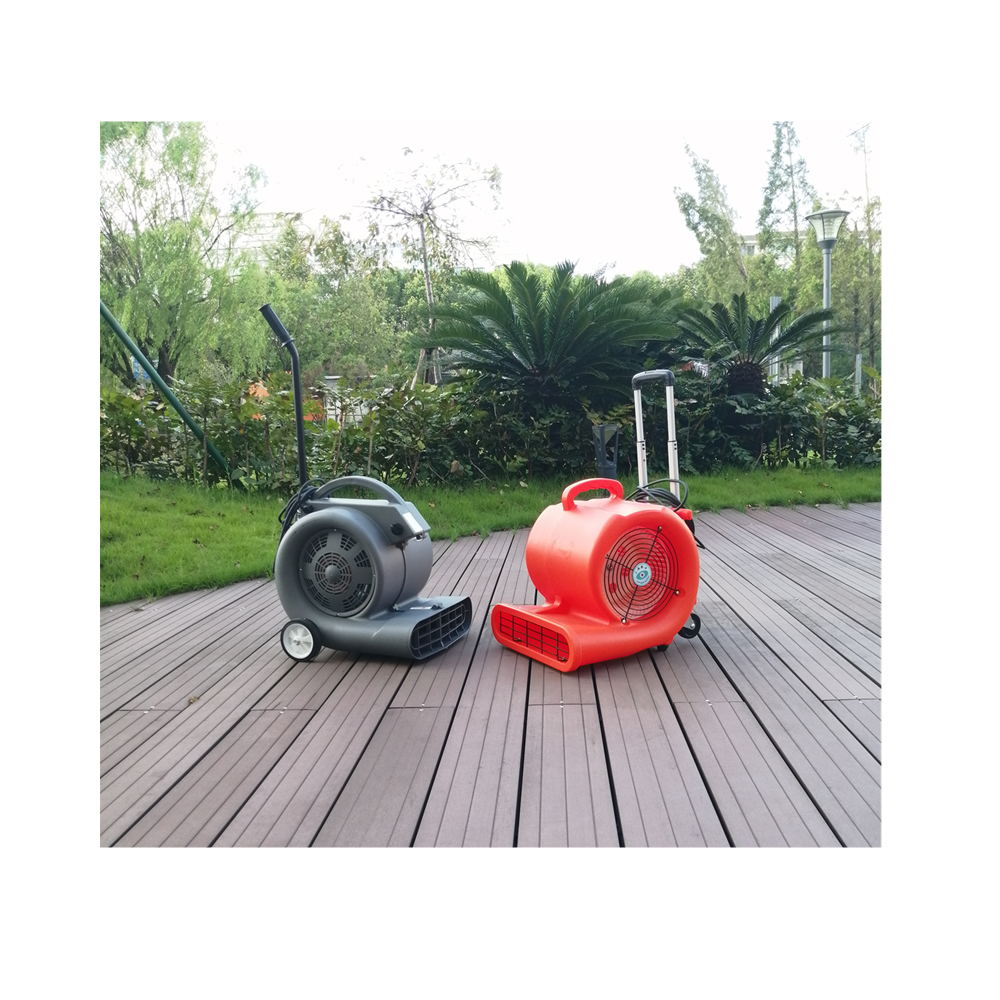 Best Price High Pressure Three Speed Powerful Air Mover Blower Fan For Floor And Carpet Drying