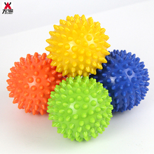 7,5 cm/8/9cm PVC Massage Ball Igel Ball Muskel Entspannen Fitness <span class=keywords><strong>B</strong></span>älle Pilates Yoga Roller Körper relief Stress