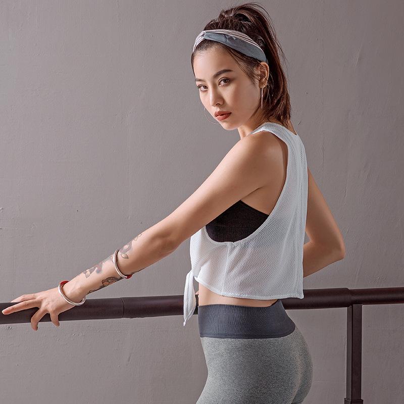 Women Training Fitness Vest 7