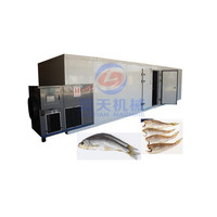 Meat Dryer Fish Drying Machine Equipment