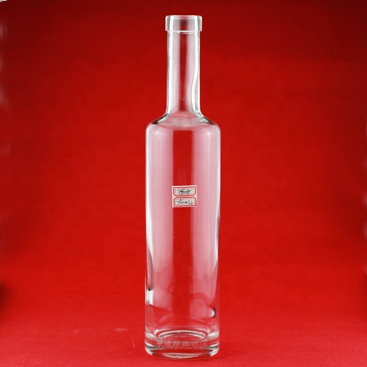Crystal premium whisky bottles 750ml