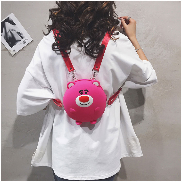 product-GF bags-mochilas New Backpacks Women Travel Backpack Cute Cartoon Shoulder Bags Girls Waterp-2