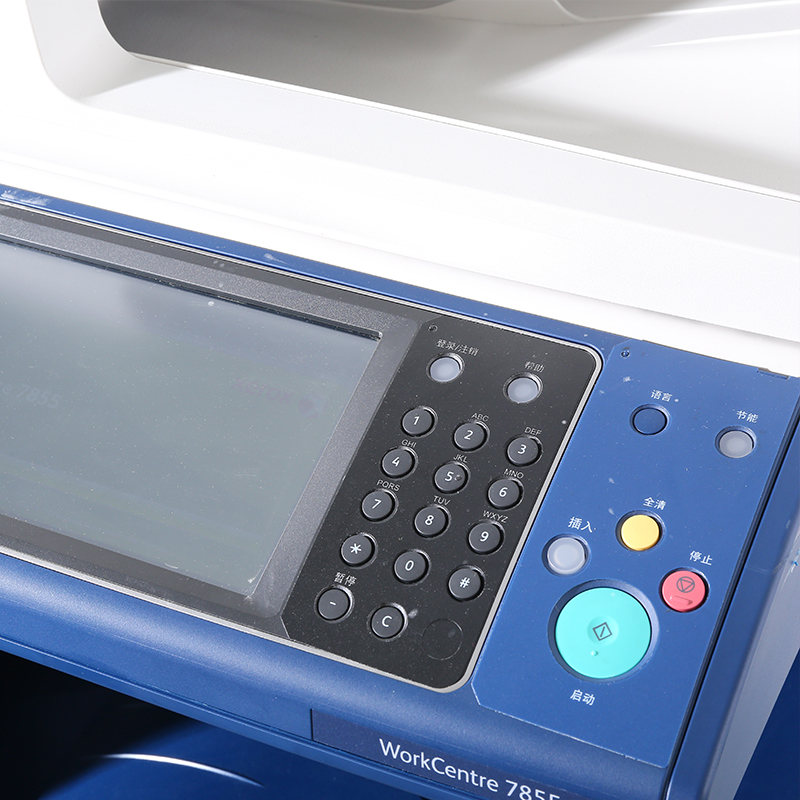 Used Color Toner Printer All-in-one
