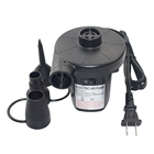 110V ~240V electric air pump for inflatables air bed pillow cushion inflator inflatable AC Electric Air Pump