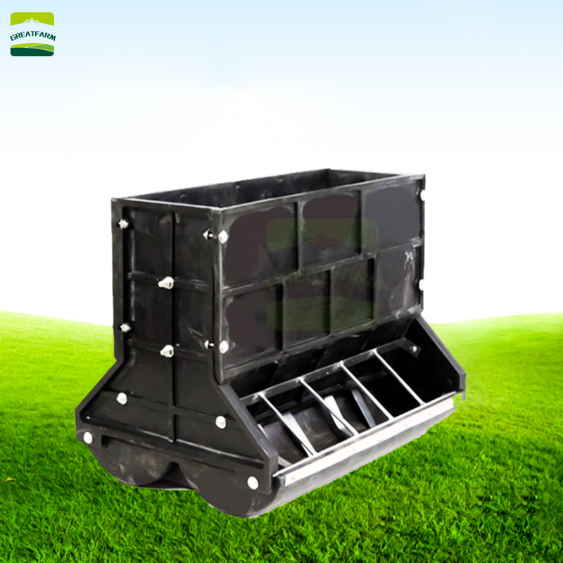 Feeding trough for fattening Feed troughs for pigs Feed trough for livestock
