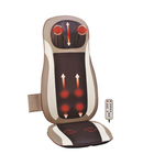 Chair Back Portable Massager Chair Electric Heated Seat Back Neck For Car Home Office Cushion Mattress Pain Relief
