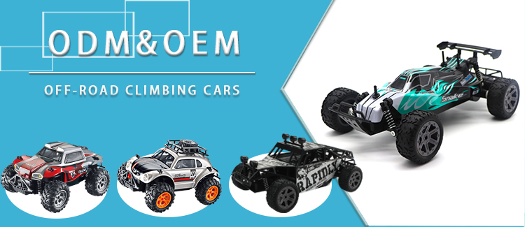 2020 New Arrivals High-end Gift Products 4WD Remote Control Car Toys RC Super Fast Off-road Racing Car For Boys & Adults