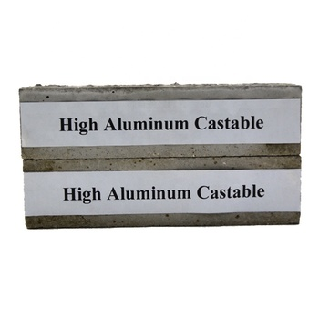 competitive price low cement refractory castable acid resistant sliding gate mortar