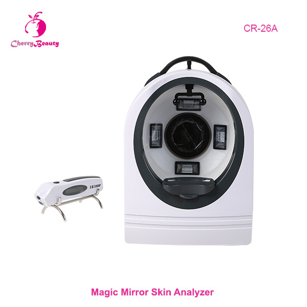 New 3D Magic Mirror Skin Analyzer Skin Analysis System Facial Skin Test Device