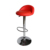 Modern italian design metal leg bar stool leather bar stool bar chairs