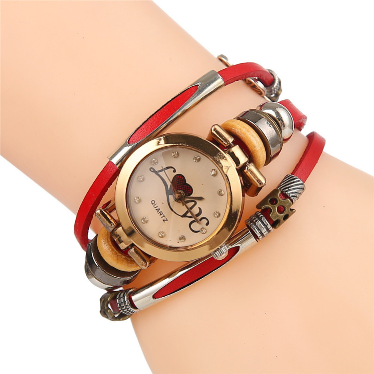 2020 OEM wrist fashion lady watch beautiful luxury customs watches quartz leather Relojes fashion women Reloje