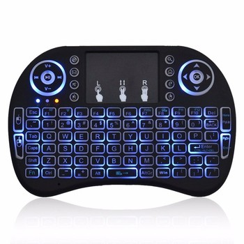 2020 Hot selling 2.4G Wireless i8 Pro MINI Keyboard For Android Smart TV Box