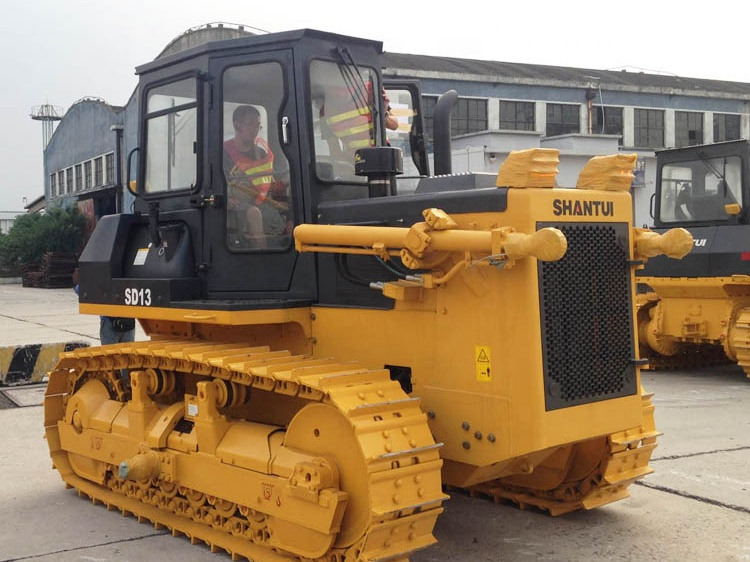 New Shantui SD13 Small Mini Bulldozer with Winch