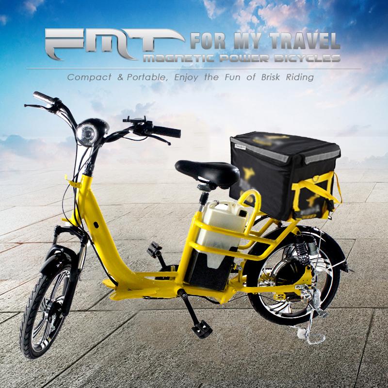 Green Power Takeaway Ebike Peixe Entrega de Bicicletas e Motos