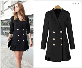 D3489 Wholesale Hot Popular Plus Size Dress  Women Dresses Sex Long Sleeve
