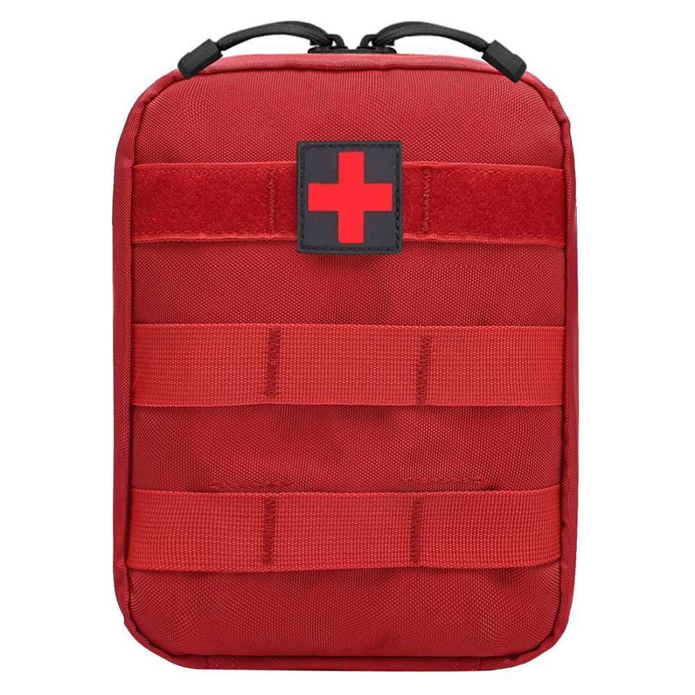Taktische MOLLE EMT Medizinische Erste Hilfe IFAK Beutel trauma kit militär