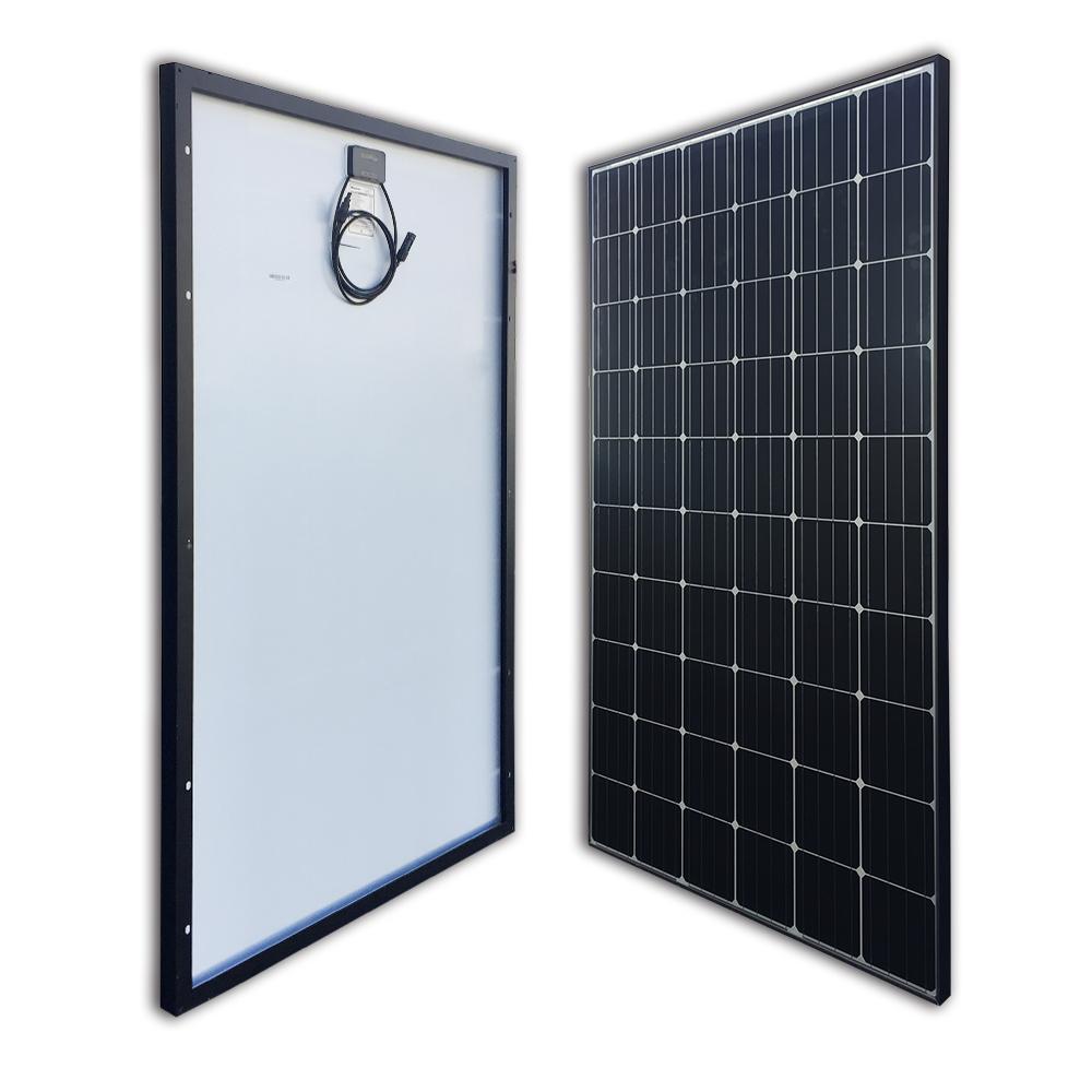 Panneau solaire Énergie renouvelable photovoltaïque 200 W 260 Watt Onduleur PV