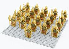 21 шт., строительные блоки, игрушечные фигурки, Звездные войны, мандалорские штурмовики, Звездные войны legoeingly rise of skywalker wars 9 Kylo starwars(Китай)