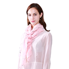 Super September Fashion polyester scarf arab girls scarf rayon viscose scarf fabric