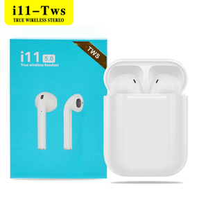 New Arrival Bluetooth TWS 5.0 Earphones True Wireless Earbuds i11 Headphone for Iphone and Android