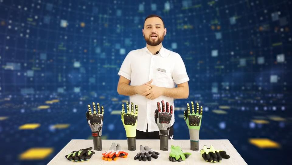 Gants de mécanicien Moyen Antidérapant En Vente Sécurité Fournisseurs Écran Tactile Utilise En Gros Avec Le Prix Bon Marché