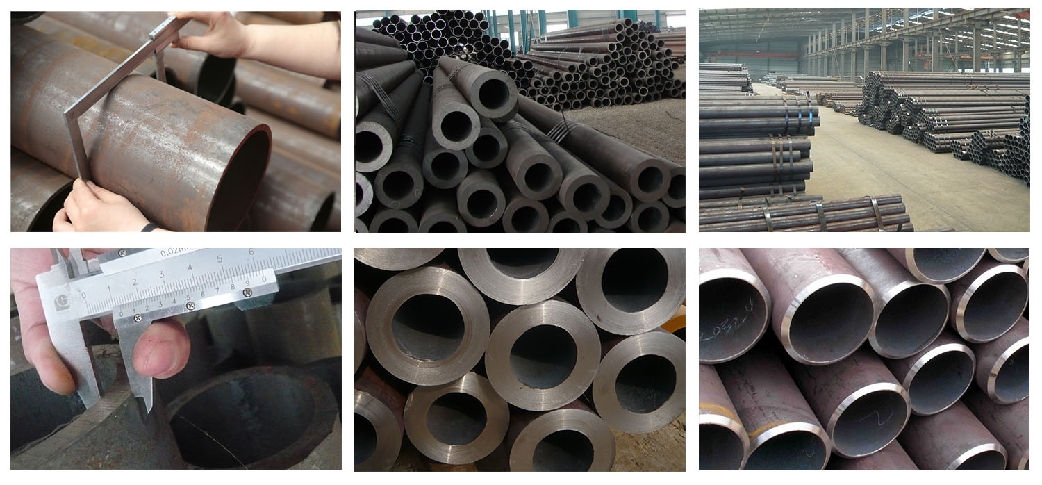 ASTM A106 seamless steel pipes and tubes