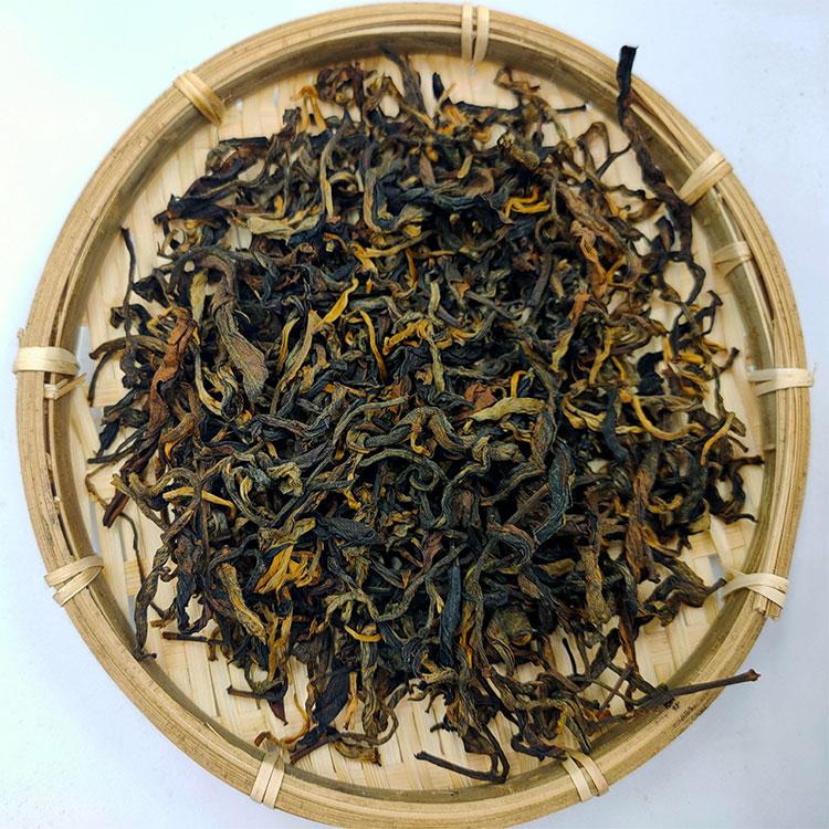 China Yunnan Bulk Black Tea 500g Gift Box Large Leaf Organic Pu'er Tea - 4uTea   4uTea.com