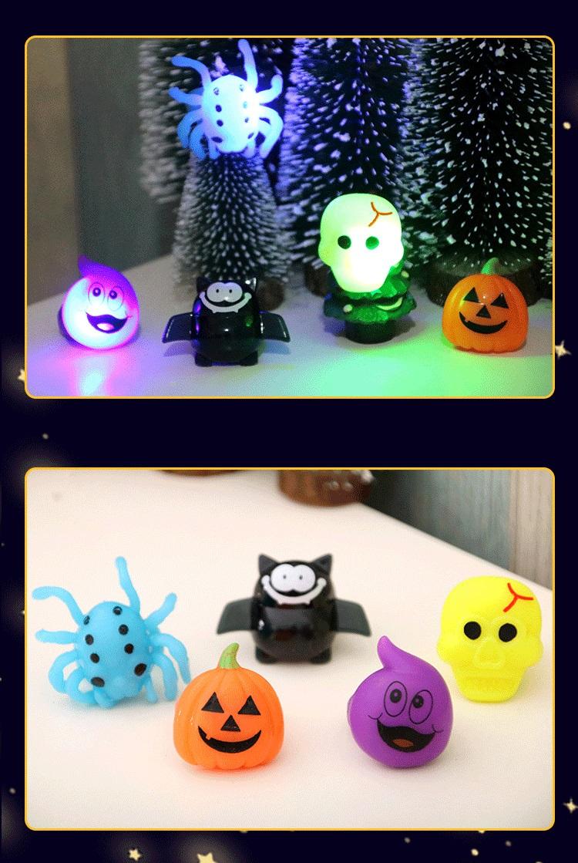 Waterproof Light Fixtures Fiber Optic Halloween Decorations