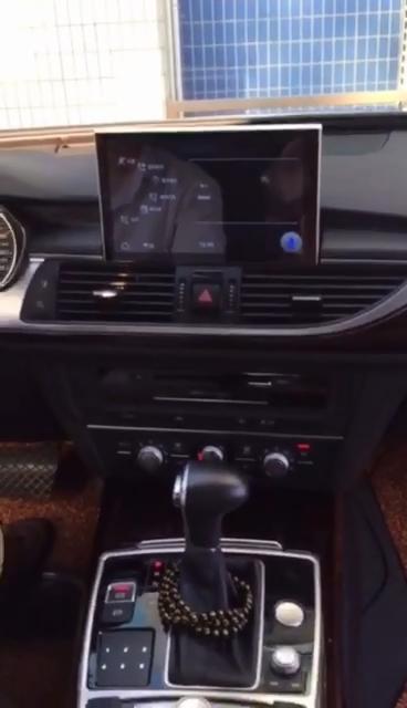 MCX 9 אינץ אנדרואיד ניווט gps מולטימדיה DVD רדיו מערכת אודיו נגן bluetooth wifi עבור אאודי A6 A6L A7 2012-2019 אנדרואיד