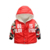 wholesale cheap price children red thick coat boy kid jacket 6 years baby winter hooded coat