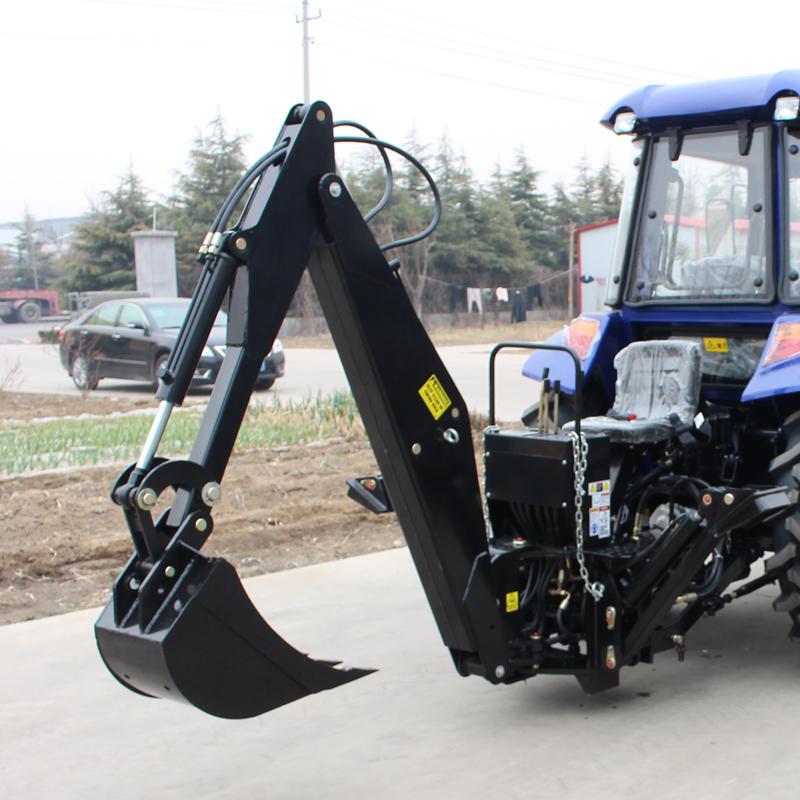 Aa Tracteur Pelle Rétrocaveuse/3 Points Attelage Pelle
