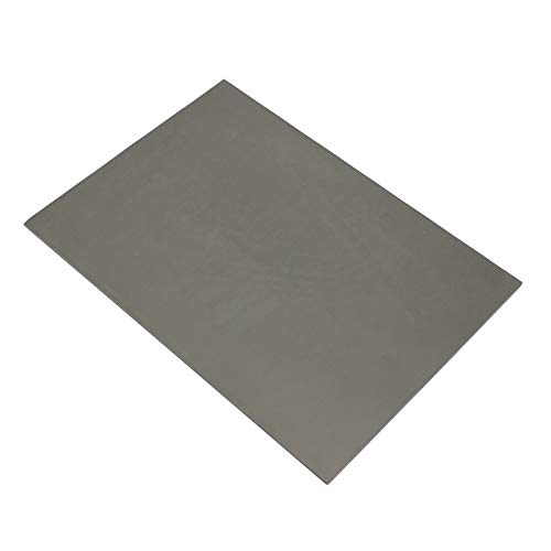 Sheet <strong>Rubber</strong> Grey 2.3mm for Laser Engraver Engraving Embossing Stamping Stamp
