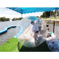 Quick delivery Wholesale Price inflatable water zorb ball from China factory