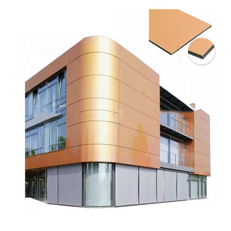 Construction Materials PE coated ACP ACM Alucobond Exterior Wall Aluminum Composite Panel