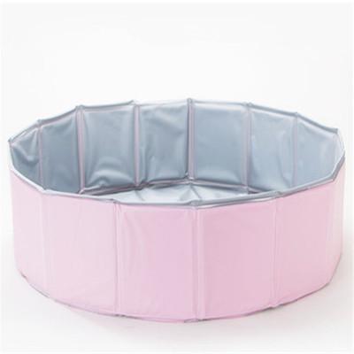 Dobrável Banheira de PVC Para Animais de Estimação Do Cão