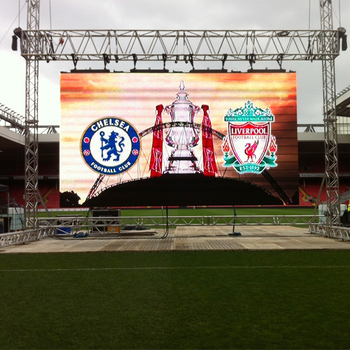 Outdoor waterproof P4 led screen display advertising board IP65 LED billboard Rental Led Screen Display