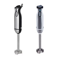 Commercial kitchenaid home use immersion battery operated blender stick handheld electric power blender 1000w 1200watt