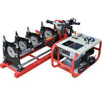 Factory Outlet 160mm Pipe Welding Machine
