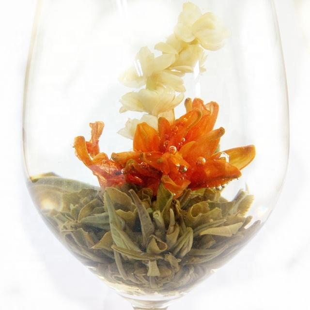 Best Sold Chinese Green Tea Blooming Tea Slimming Tea For Woman - 4uTea | 4uTea.com