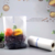 Printed transparent snack food packaging plastic bags roll fo supermarket