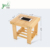 Wholesale 100% Natural Multifunctional Kids Bamboo Stool, Step Chair In Living Room