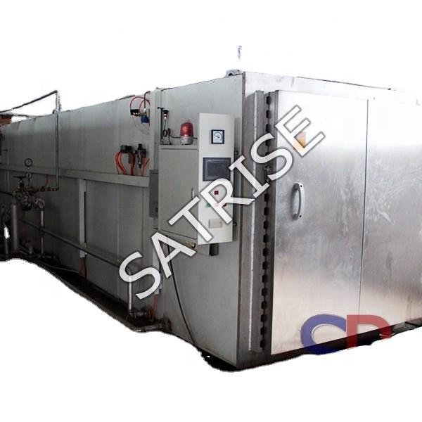 Mushroom cultivation bags sterilization steam boiler autoclave machine