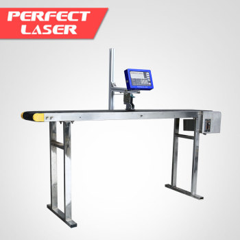 High Resolution Printer Date/ Time /Serial /Batch Number Inkjet Marking Systems with Touch Screen