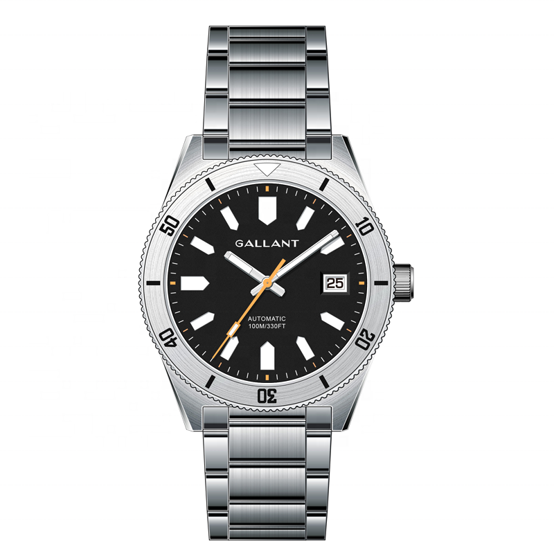 Custom 200m dive watches 316l stainless steel <strong>case</strong>/bracelet <strong>ceramic</strong> bezel insert automatic men diver watch