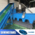 PP pe film compacting granulator pelletizing machine plastic recycling and granulation line plastic pellet making machine