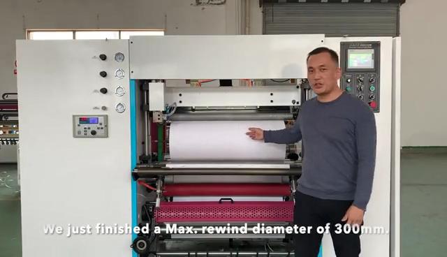 PLC בקרת 1400mm NCR נייר פלוטר נייר CAD נייר שיסוף מכונה גוזר