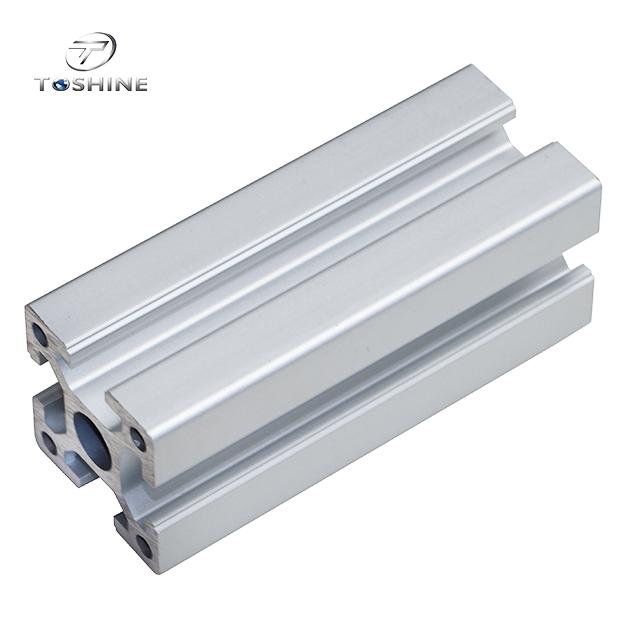 T Slot 4040 Series Industrial Aluminum Profile 4040 Extrusion
