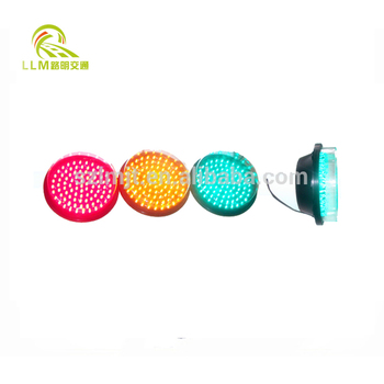 Wholesale Customized 300mm Traffic Signal Light Lamp Cluster Module Red Yellow Green one Pack